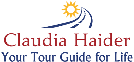 Claudia Haider - Your Tour Guide for Life